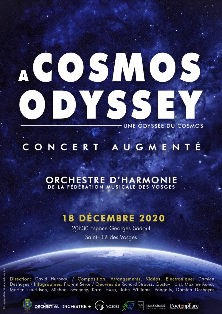 Concert Augmenté 18 décembre 2020