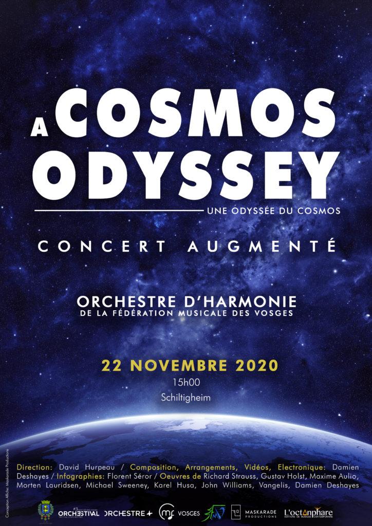 Concert Augmenté 22 novembre 2020